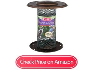 kaytee wild bird mealworm nut mesh feeders