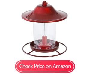 perky-pet 312r sparkle panorama bird feeders