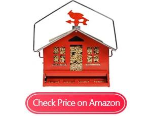 perky-pet 338 country house bird feeders