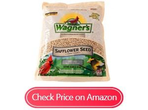 wagner's 57075 safflower seed wild bird food