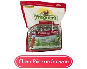 wagner's 62032 cardinal blend wild bird food