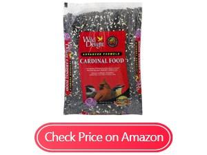 wild delight cardinal food